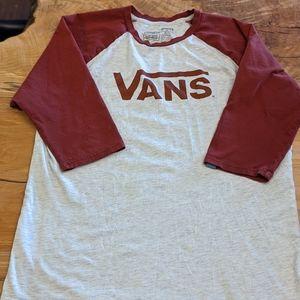 Vans Shirts - Vans Ball-tea